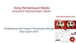 Kerja Pemantauan Media