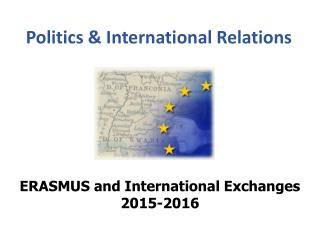 Politics & International Relations