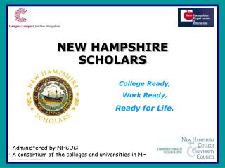 NEW HAMPSHIRE  SCHOLARS