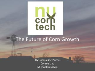 The Future of Corn Growth