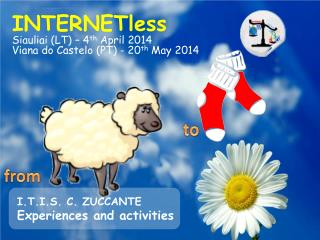 I.T.I.S. C. ZUCCANTE Experiences and activities