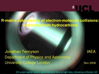 R-matrix calculations of electron-molecule collisions: scattering from hydrocarbons