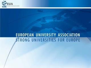 Trends in University  Autonomy  in Europe and Ireland