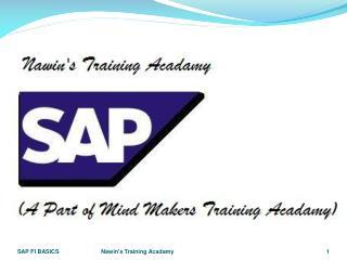 SAP FI Module Introduction