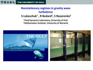 Nonstationary regimes in gravity wave turbulence