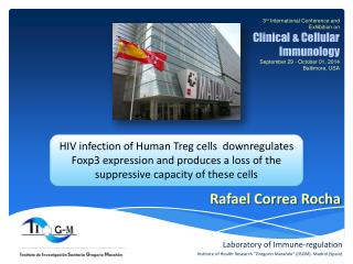 3 rd  International  Conference  and  Exhibition on Clinical  &  Cellular Immunology