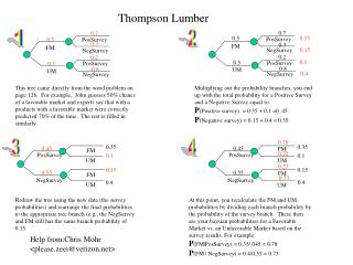 Thompson Lumber