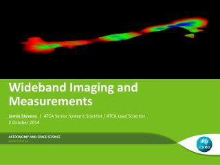 Wideband Imaging and Measurements