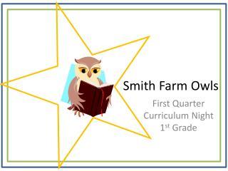 Smith Farm Owls