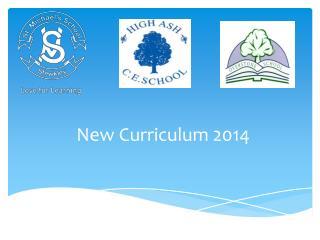 New Curriculum 2014