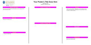 Your Poster�s Title Goes Here names go here institution names go here