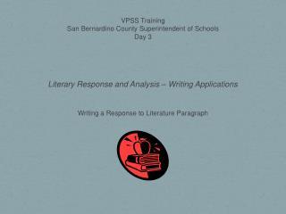 VPSS Training San Bernardino County Superintendent of Schools Day 3