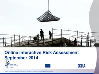 Online interactive Risk Assessment September 2014