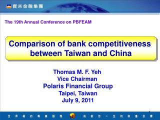 The 19th Annual Conference on PBFEAM