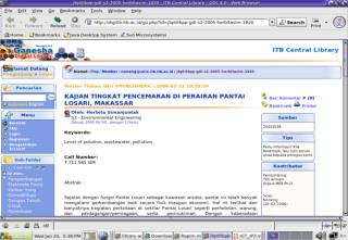 HUMAN RESOURCES INFORMATION SYSTEM Sistem Operasi LINUX   Web server Apache