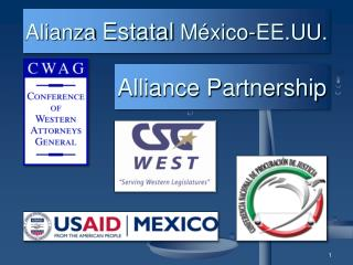 Alianza  Estatal  México-EE.UU.