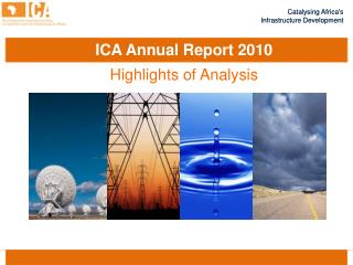 ICA Annual Report 2010 Highlights of Analysis