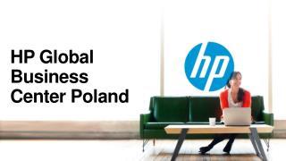 HP Global Business Center Poland