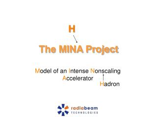 The MINA Project