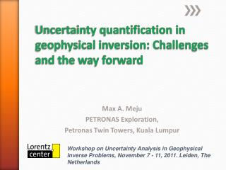 Uncertainty quantification in geophysical inversion: Challenges and the way forward