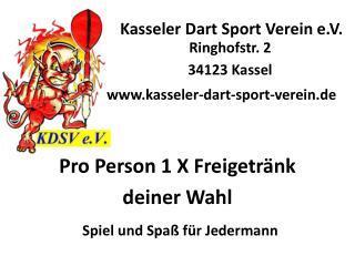 Kasseler Dart Sport Verein e.V.