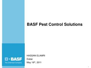 BASF Pest Control Solutions