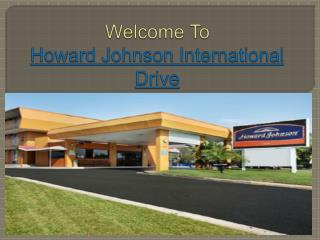 Howard Johnson International Drive