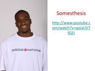 Somesthesis