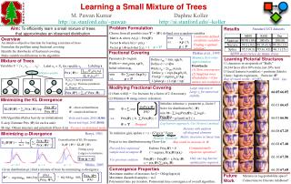 Learning a Small Mixture of Trees