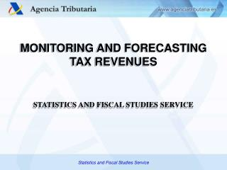 Statistics and Fiscal Studies Service