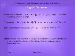 Tucker, Applied Combinatorics, Sec. 3.5, Jo E-M
