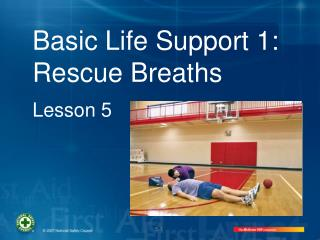 Basic Life Support 1: Rescue Breaths