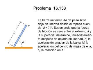Problema  16.158