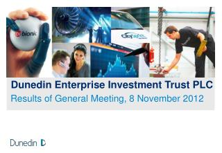 Dunedin Enterprise Investment Trust PLC