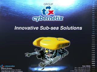 Innovative Sub-sea Solutions