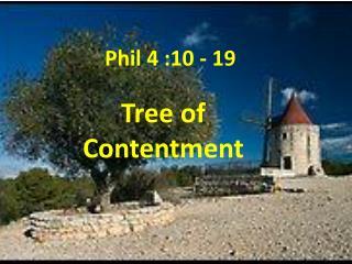 Phil 4 :10 - 19