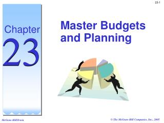 Master Budgets and Planning