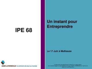 IPE 68