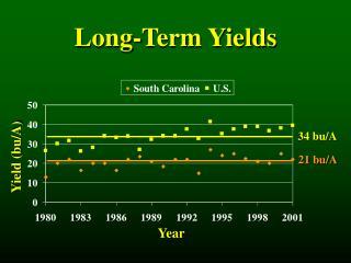 Long-Term Yields