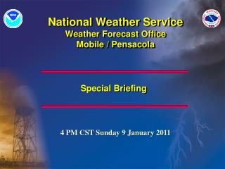 National Weather Service Weather Forecast Office  Mobile / Pensacola