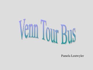 Venn Tour Bus