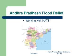Andhra Pradhesh Flood Relief