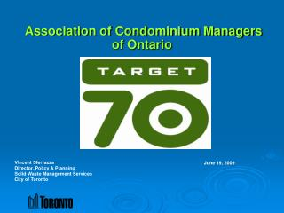 Association of Condominium Managers of Ontario