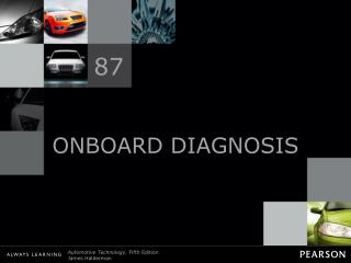 ONBOARD DIAGNOSIS