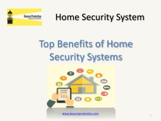 Top Benefits of Home Security System