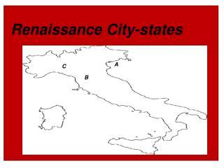 Renaissance City-states