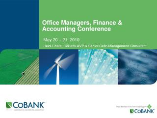 Office Managers, Finance  Accounting Conference