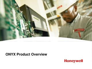 ONYX Product Overview