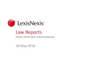 Law Reports