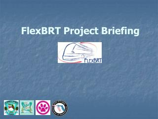 FlexBRT Project Briefing